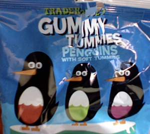 gummy tummy penguins