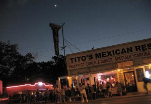 i want some tito's!
