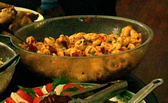 ensalada tortellinio du GOTH