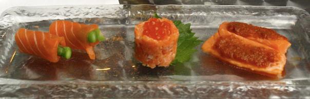 salmon trinity