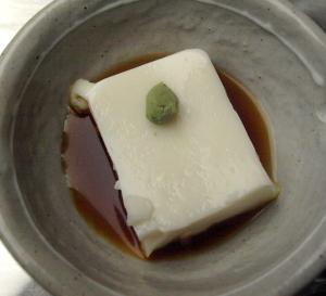 dofu or jell-o